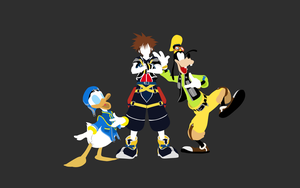 Kingdom Hearts III Wallpaper by JuanjoseSA97