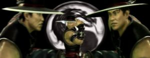 MK 2011 Kung Lao Again by FallingCyrax