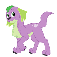 Spike the dog by catlover1672