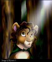 Pippin Lion by kira617