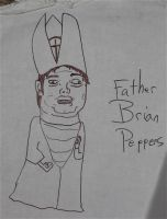 Father Brian Peppers by GodWeenSatan