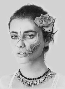 Taylor Hill undead (completed) by Aeriz85