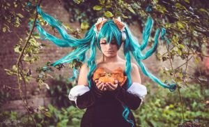 Vocaloid - Spider Hair by Muralu