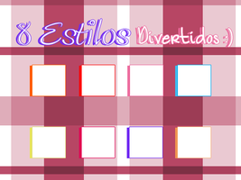 Estilos Divertidos para Photoshop by SwaggerJaggerr