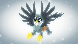 Gabby Wallpaper by SailorTrekkie92