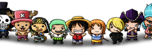 One Piece Originals by louisalulu