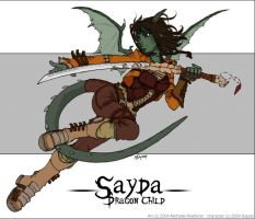 Sayda by Lady-Of-The-Pen