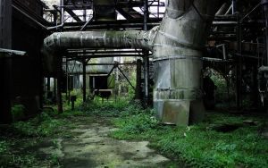 Usine X 13 by Octo-pus