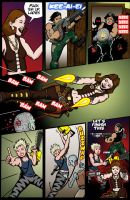 Frat Party Freak Out - Page 3 by weakcut