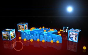 3D Name Art by MohsinBadshah
