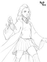 $10-Hermione Granger by Robaato
