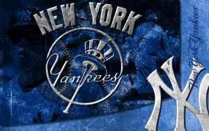 New York Yankees Wall by cotrackguy
