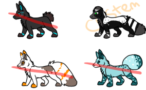 adoptable batch by Rubyjessicalockheart