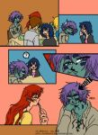 Blumchen: Pg1 By elfgrove by Lina-Zel-Club