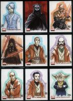Star Wars Galaxy 4 046-054 by aimo