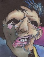 Leatherface by Sangraal1307