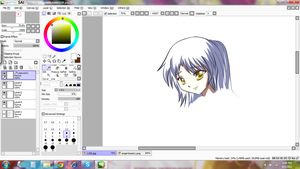 Whyy must anime be so hard to draw by AngecondaBite
