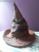 The Sorting Hat by Bee-Minor