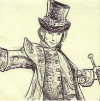 Willy Wonka by PawnAttack