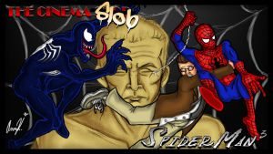 The Cinema Slob: Spiderman 3 Title Card by FaeAnna