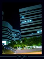 Night Offices by auctivsrf