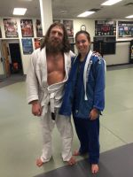 Epic Suprise at Jiu Jitsu Class by ComplexUtterInsanity