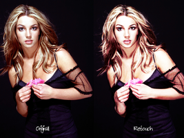 Britney Retouch by creative-candy