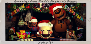 The X'Mas of '87 by ThatOneUserFromPH