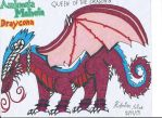 Queen of the Dragons by TheUndecidedArtist