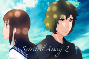 Spirited Away 2 by MoonPrincessAya