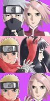 my favorites couples by Bleach-Fairy