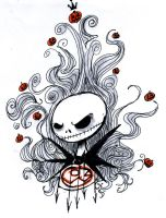 deviantART: More Like Jack skelling-cupcake design by Anarchpeace