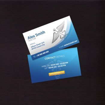Business Card by 4inArt