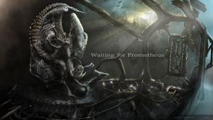 Waiting for Prometheus by Iggy-design