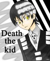 Death the Kid by gateux