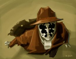 Rorschach by pungang