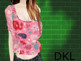 DKL!Mommy Top! by StageTechy1991