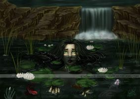 A Dark Undercurrent by Monica-NG
