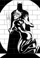 catwoman by macacaralho