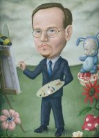Mark Ryden by FountainOfDecay