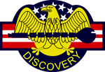 2001 A Space Odyssey Discovery Insignia by viperaviator
