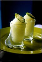 Lemon Melon Sorbet by sasQuat-ch