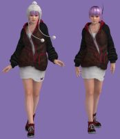 Ayane Costume 4 by Sticklove