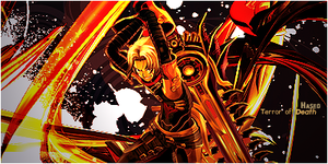 Haseo Terror of Death by FreeshootXiggy