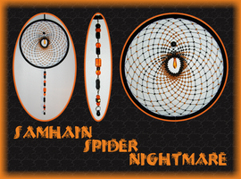 Samhain Spider Nightmare by ChimeraDragonfang
