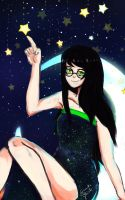 Jade 3AM Dress by vemorichi