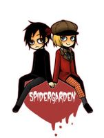 SP:Damien and Pip by spidergarden666