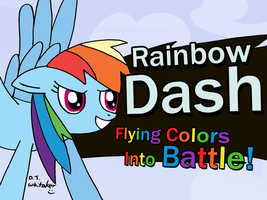 Rainbow Joins the Battle by DJgames