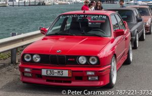 E30 M3 BMW by the Water by Caramanos2000