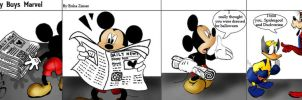 Disney buys Marvel by glimpen
